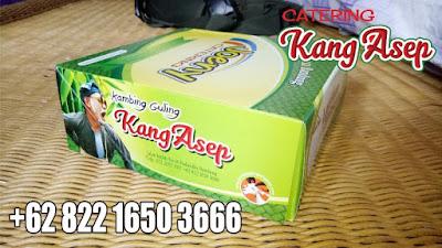 Nasi Kotak Isi Komplit Harga Murah di Lembang