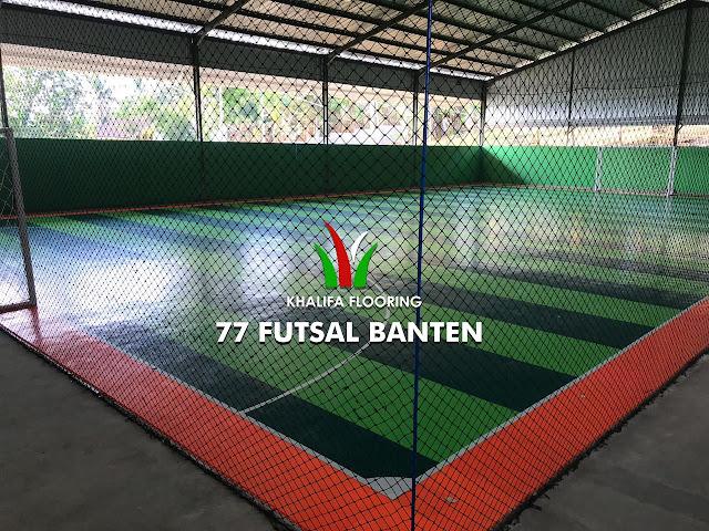 Lapangan Futsal Banten Pandeglang