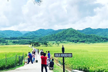 Menikmati Indahnya Wisata Geblek Menoreh View yang Lagi Hits di Jogja