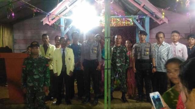 Perayaan Natal di Aceh Singkil Aman dan Terkendali