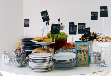 30 år fest tips Fru Flatebös funderingar: Davids 30 årsfest 30 år fest tips