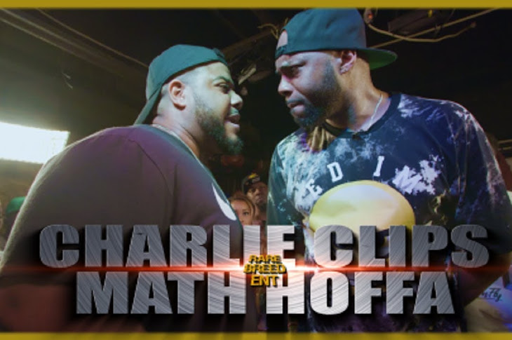 RBE Presents: Math Hoffa vs Charlie Clips