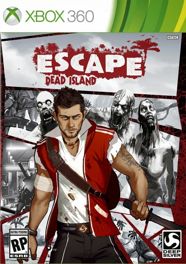 Escape Dead Island XBOX 360 Cover Caratula