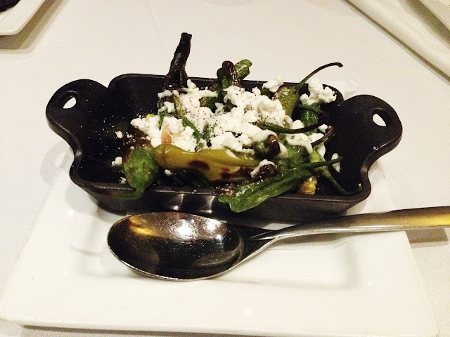 Seasons 52 food blog review 2015