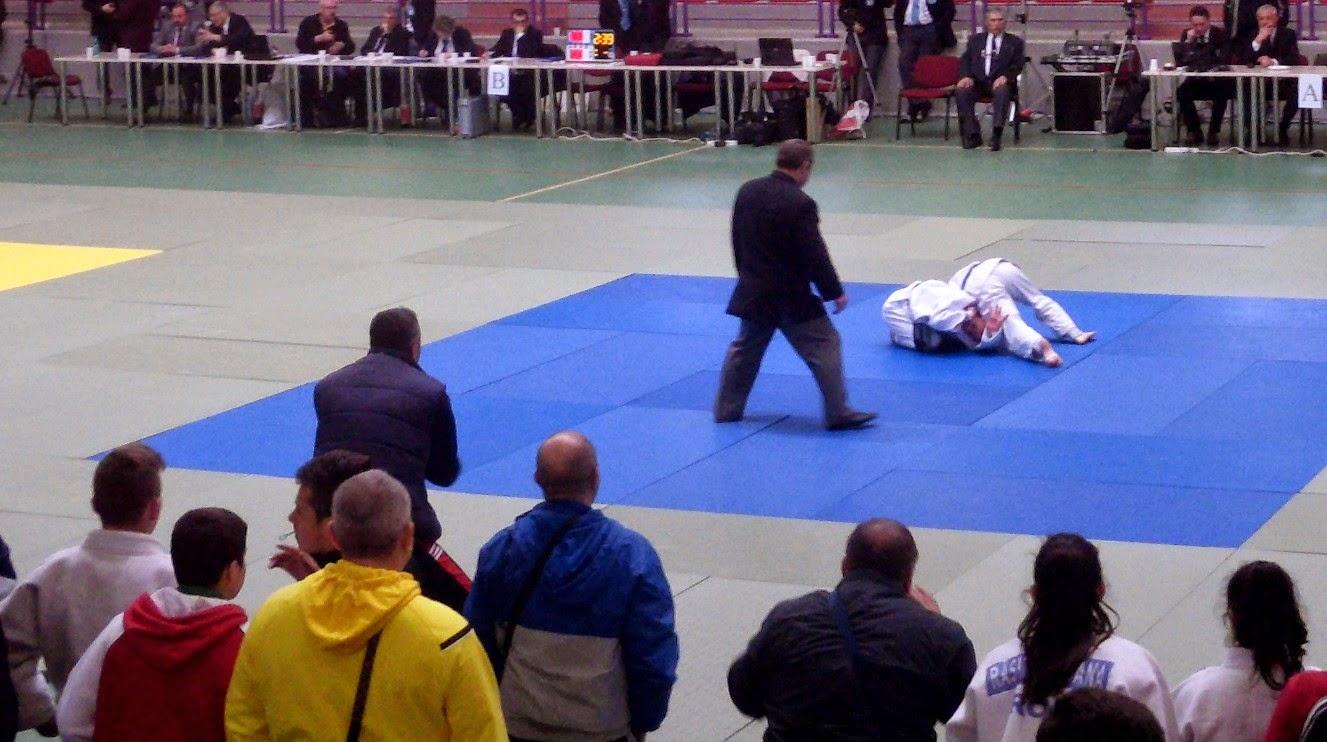 Judo Targoviste Prof Antrromel Musa