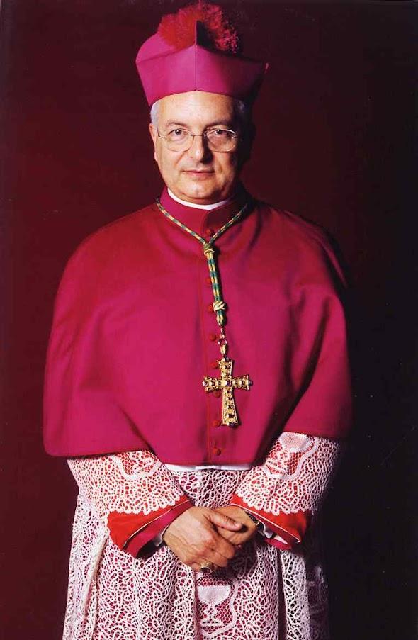 Cardeal Mauro Pacenza, Penitenciário Mor do Supremo Tribunal da Penitenciária Apostólica