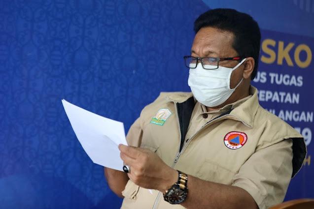 Saifullah Abdulgani, Juru Bicara Gugus Tugas  Percepatan Penanganan Covid-19 Pemerintah Aceh