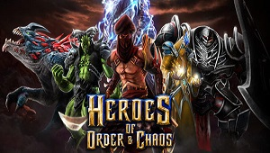 Heroes of Order & Chaos - Game MOBA Offline