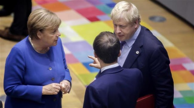 Britain, France, and Germany Triggers Dispute Mechanism With Iran In Blow To Nuclear Deal