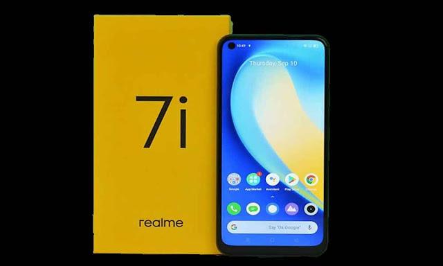 مواصفات وسعر هاتف Realme 7i