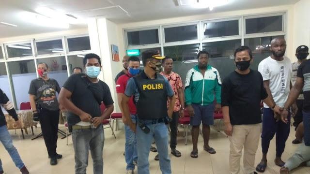 Kronologi Polisi Dikeroyok hingga Penggerebekan Apartemen WN Nigeria