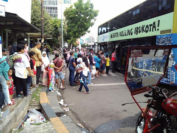 Wisata Meriah Jakarta – Kota