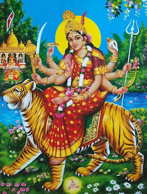 Durga Mata Image