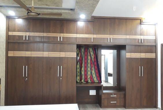 Modern Bedroom Cupboard Design Ideas