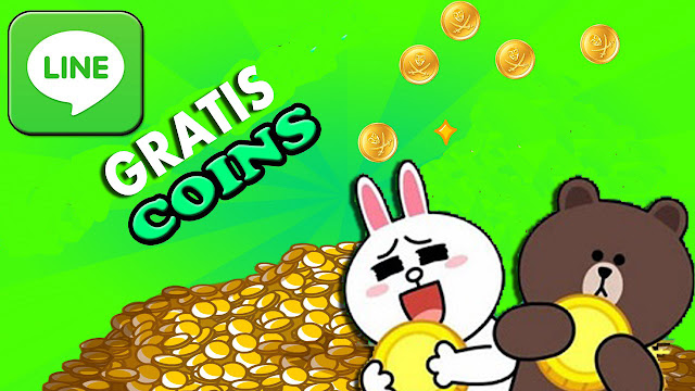 Ini Dia !! 3 Cara Mudah Mendapatkan Koin LINE Gratis di Smartphone