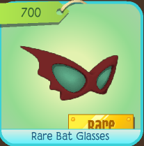 Rare bat glasses animal jam stream - How to get a bat on animal jam ...