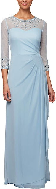 Chiffon Mother of The Bride & Groom Dresses