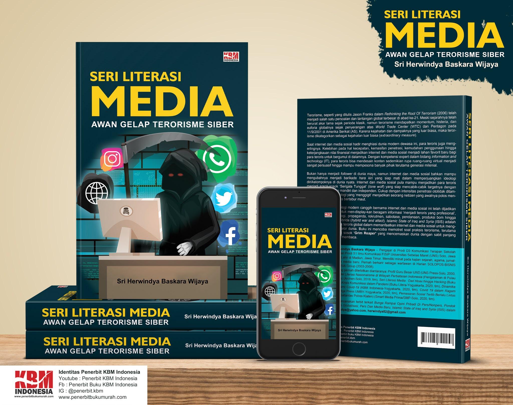 SERI LITERASI MEDIA : AWAN GELAP TERORISME SIBER