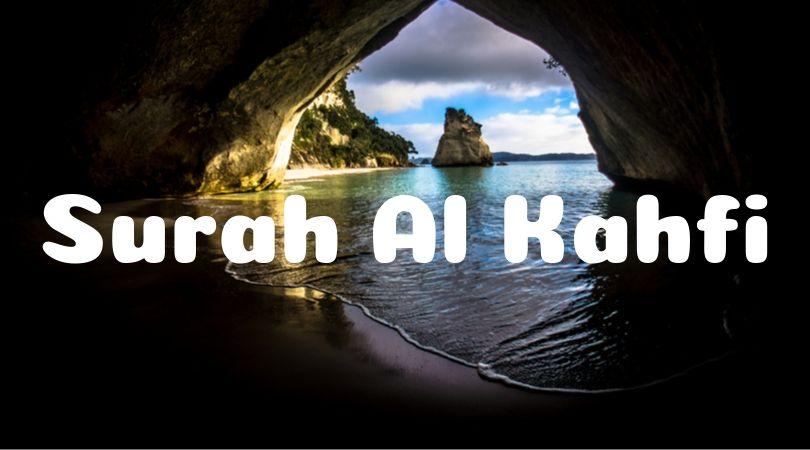 Surah Al Kahfi Juz 16