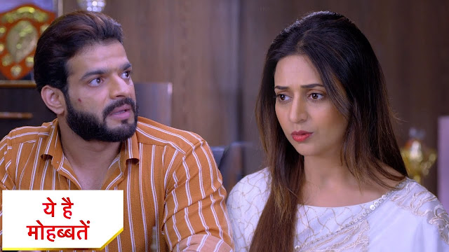 New Mission : Ishita turns Shaina enters Sahil's illegal business in Yeh Hai Mohabbatein