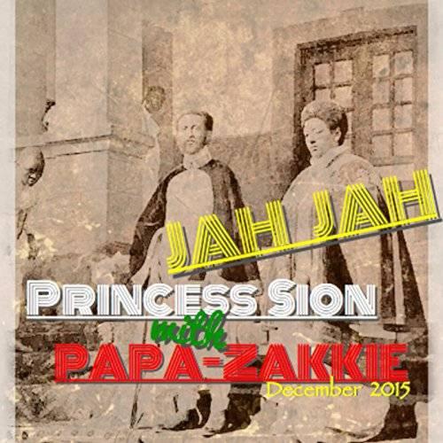 [Single] PAPA-ZAKKIE & PRINCESS SION – JAH JAH / PRINCESS SION with PAPA-ZAKKIE (2015.12.04 /MP3/RAR…