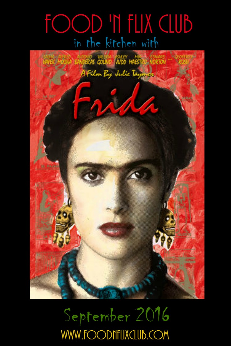 Cook along with Frida & the #FoodnFlix club in September!