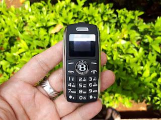 Satrend X8 Magic Voice Mini Phone Dual SIM MicroSD Slot
