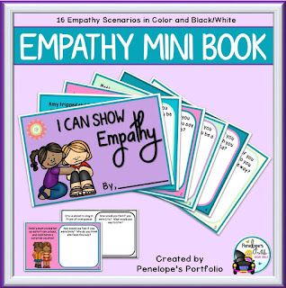 https://www.teacherspayteachers.com/Product/I-Can-Show-Empathy-Mini-Book-3412212