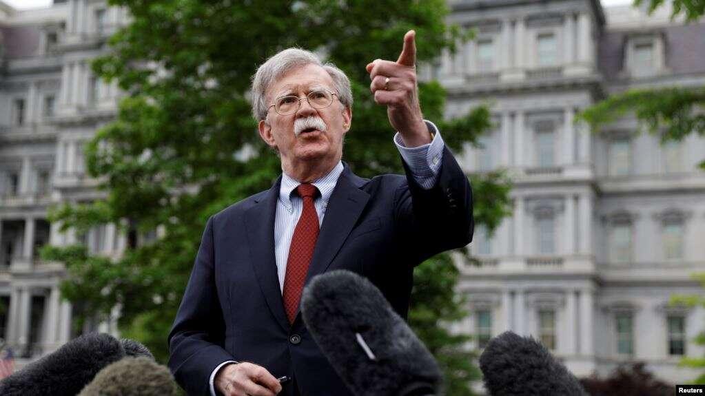 John Bolton, ejerció como asesor de seguridad nacional de la administración Trump desde abril de 2018, en reemplazo de H.R. McMaster / REUTERS