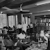 Throwback photo of the British council library Ibadan in 1964