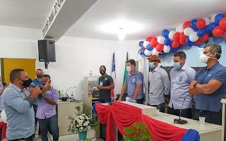 PP e DEM homologada candidatura de Marquinhos e  Flavio Dias