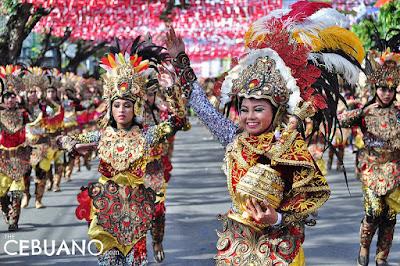 Карнавал на Себу