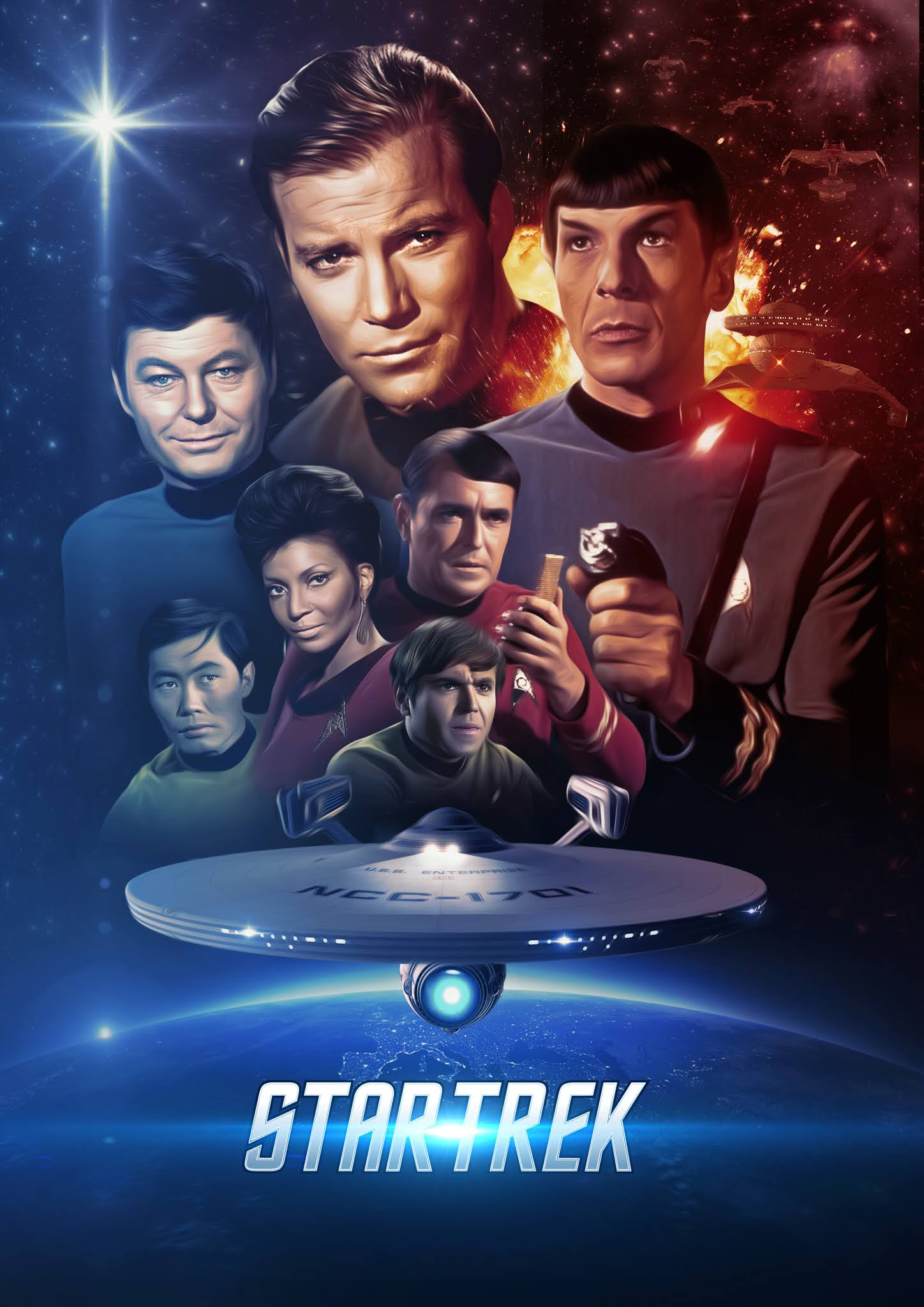 Capa de Star Trek: Classic Generation