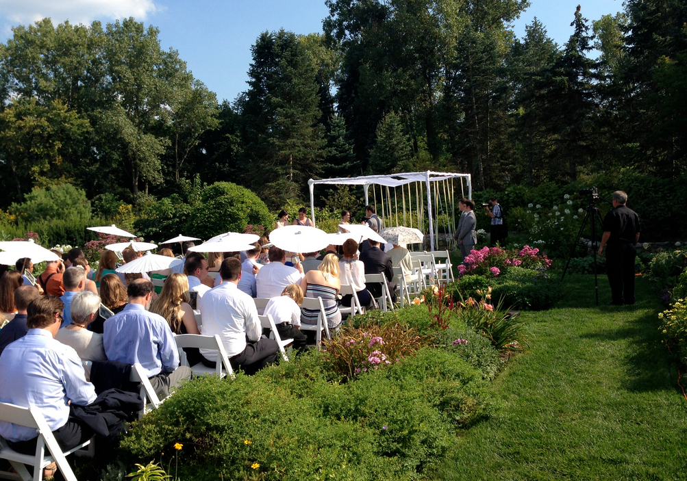 Matthaei Botanical Gardens Wedding Venues