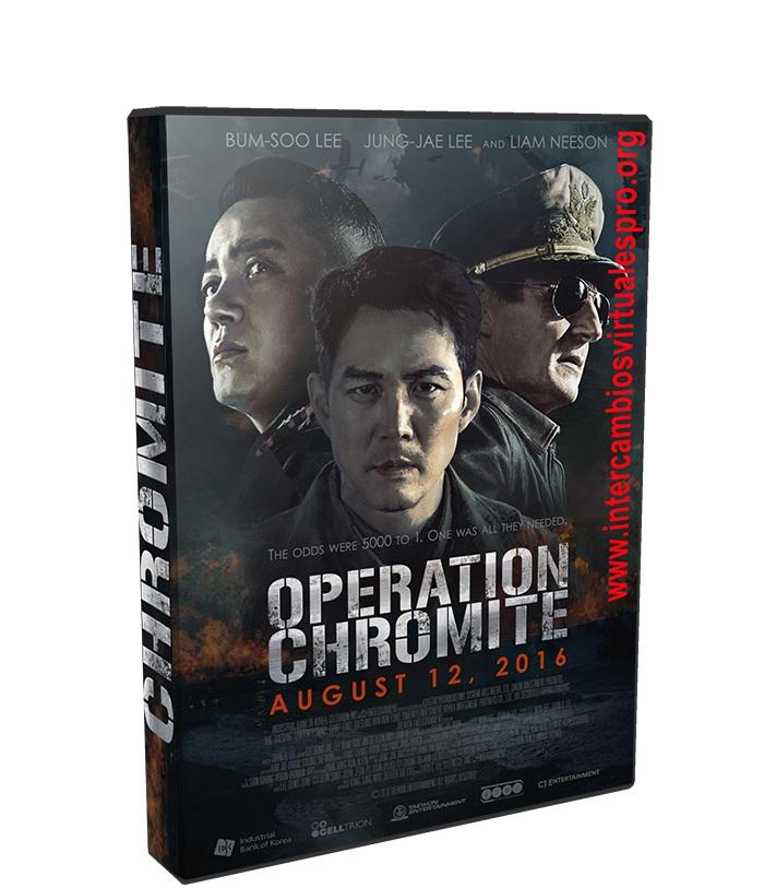 Operación Oculta poster box cover