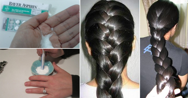 How To Grow Hair Naturally With This Maxican Recipe