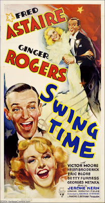 Swing Time - Movie Posters