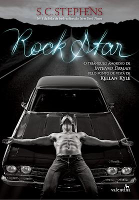 Rock Star - Trilogia Rock Star #1,5 - S.C. Stephens