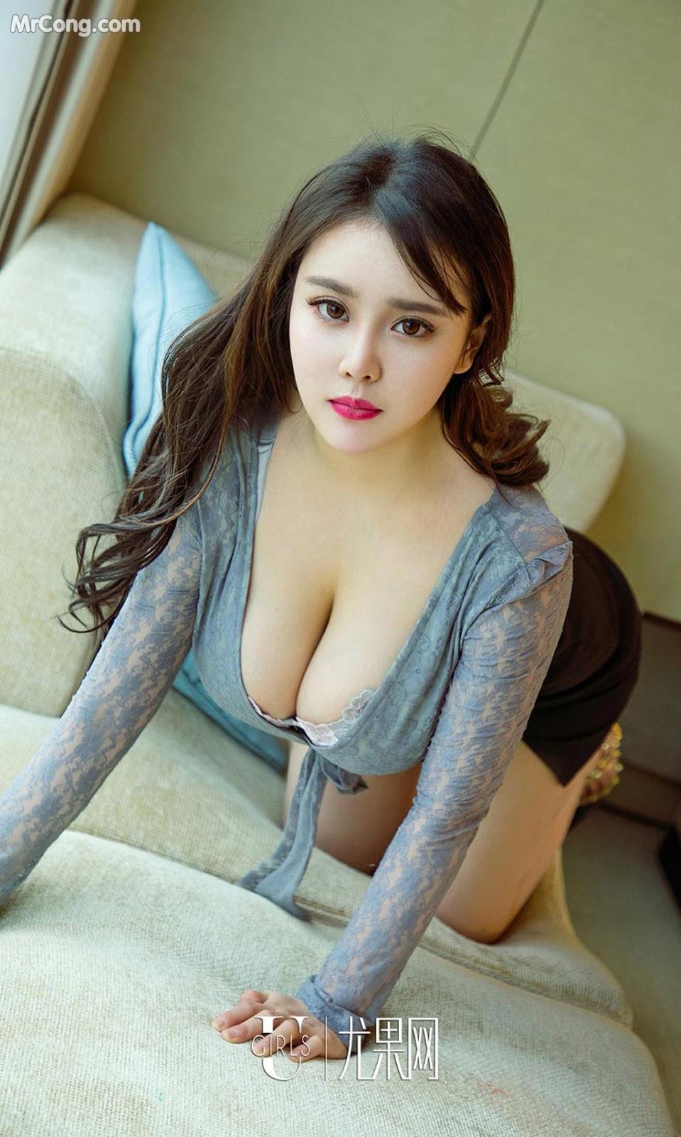 Image UGIRLS-Ai-You-Wu-App-No.1092-Yang-Xuan-Er-MrCong.com-006 in post UGIRLS – Ai You Wu App No.1092: Người mẫu Yang Xuan Er (杨宣儿) (35 ảnh)