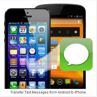 how to sync messages from iphone to mac how to transfer text messages from android to iphone 1212
