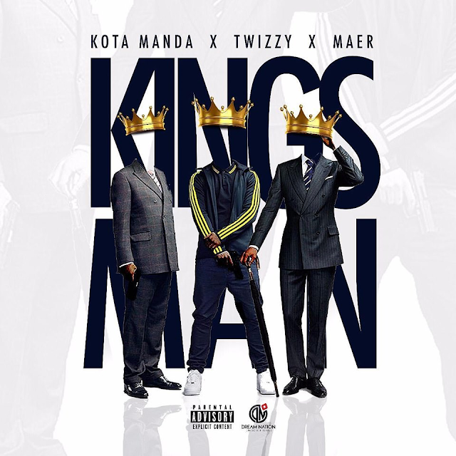 Kota Manda x Twyzzi x Maer - Kingsman (Rap) Download Mp3