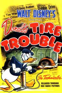 Watch Donald's Tire Trouble Online Free in HD