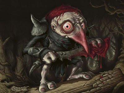 10 nàng tiên đáng sợ nhất truyền thuyết: ăn thịt đàn ông, bắt cóc trẻ em