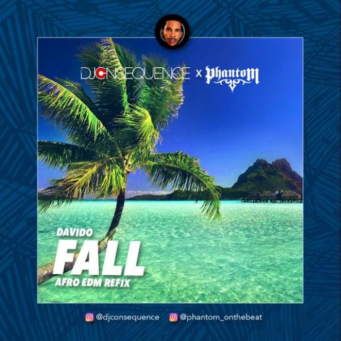 [Music] DJ Consequence x Phantom – FALL (Afro EDM Refix)