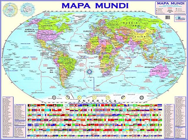 Nomes de Cidades Estrangeiras