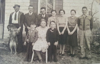 Weik Family 1938