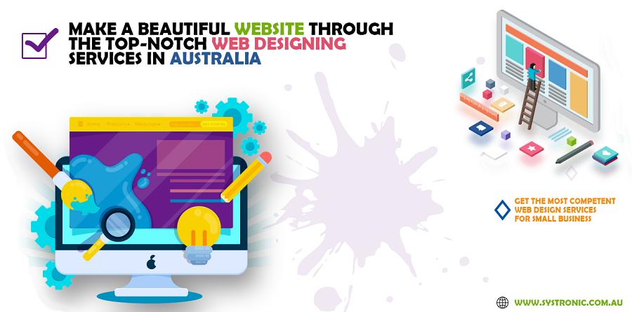 Website Designing Services Australia