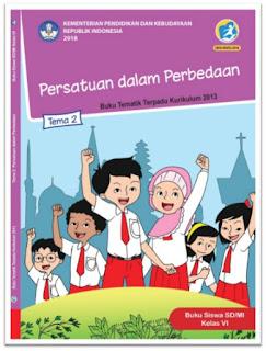 download gratis buku tematik kelas 6 tema 2