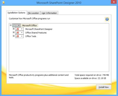 Catatan Ikrom Cara Install Microsoft Picture Manager pada Microsoft Office 2013 dan 2016 step 234