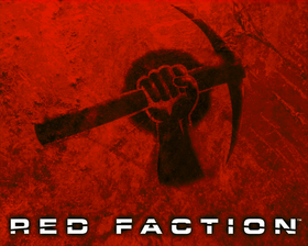 Red Faction logo